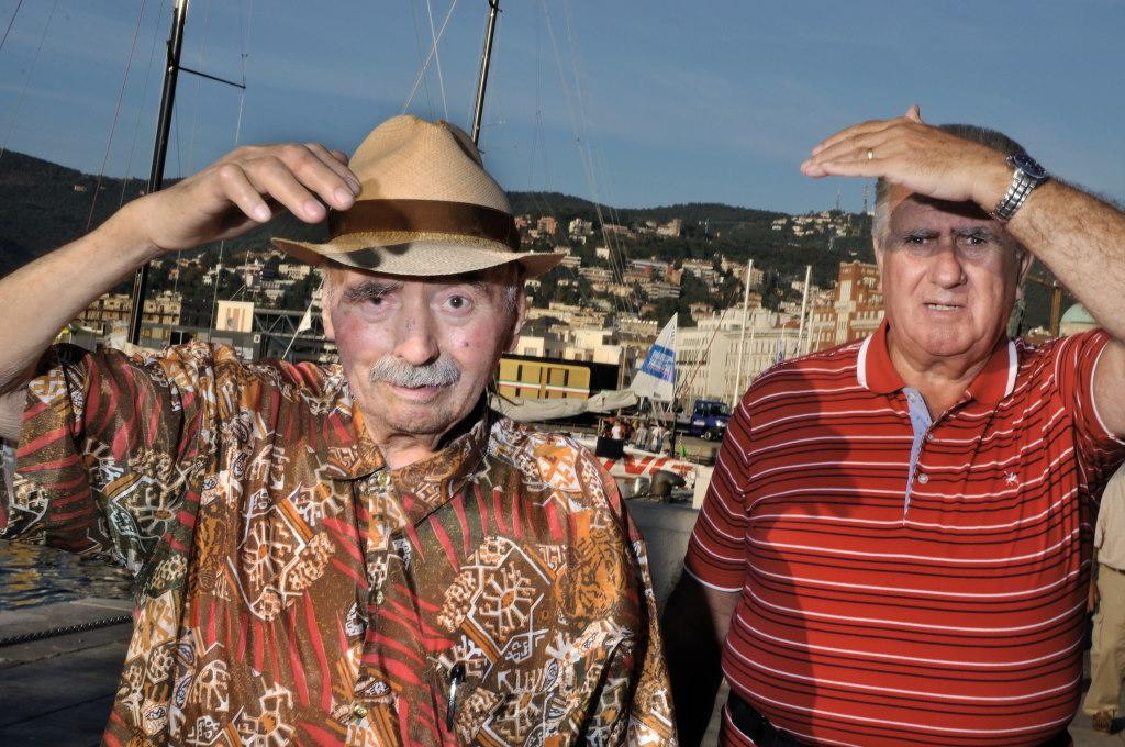 """9 ottobre 2011 Trieste - 43/a edizione della regata velica """" Barcolana"""""""